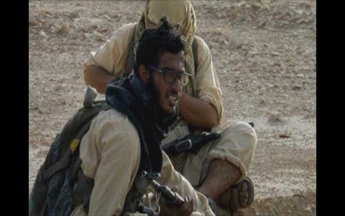صور اطلاق صاروخ غراد القاعدة اليمنية على السعودية 3