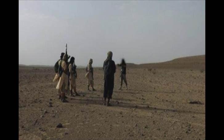 صور اطلاق صاروخ غراد القاعدة اليمنية على السعودية 1