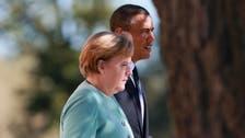 امریکا پر جاسوسی کے الزامات 'سنگین' ہیں: مرکل