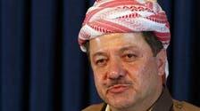 بارزاني: منصب الرئيس العراقي سيحسمه النواب الكرد