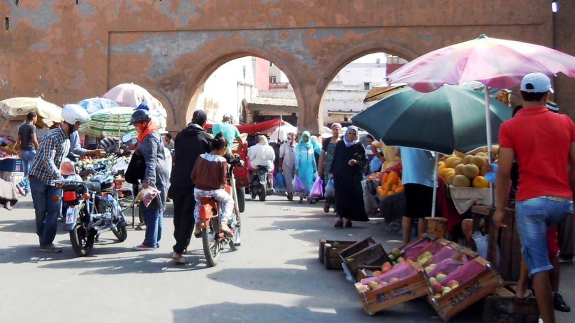 تسوق حاجيات رمضان في المغرب