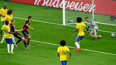 ألمانيا تلحق بالبرازيل الذل.. العار.. وسبعة أهداف