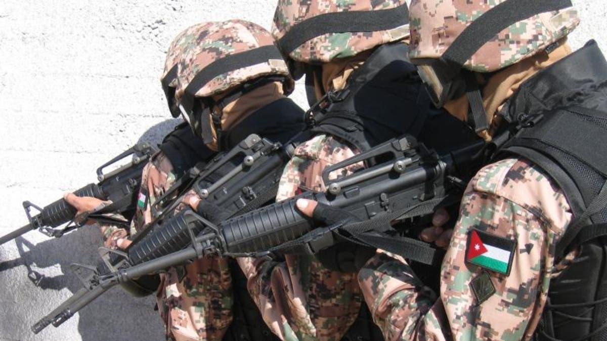 الأردن يحبط عملية تهريب مخدرات على حدود سوريا.. ومقتل 3