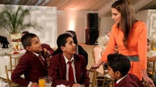 Queen Rania hosts iftar banquet for orphans in Jordan