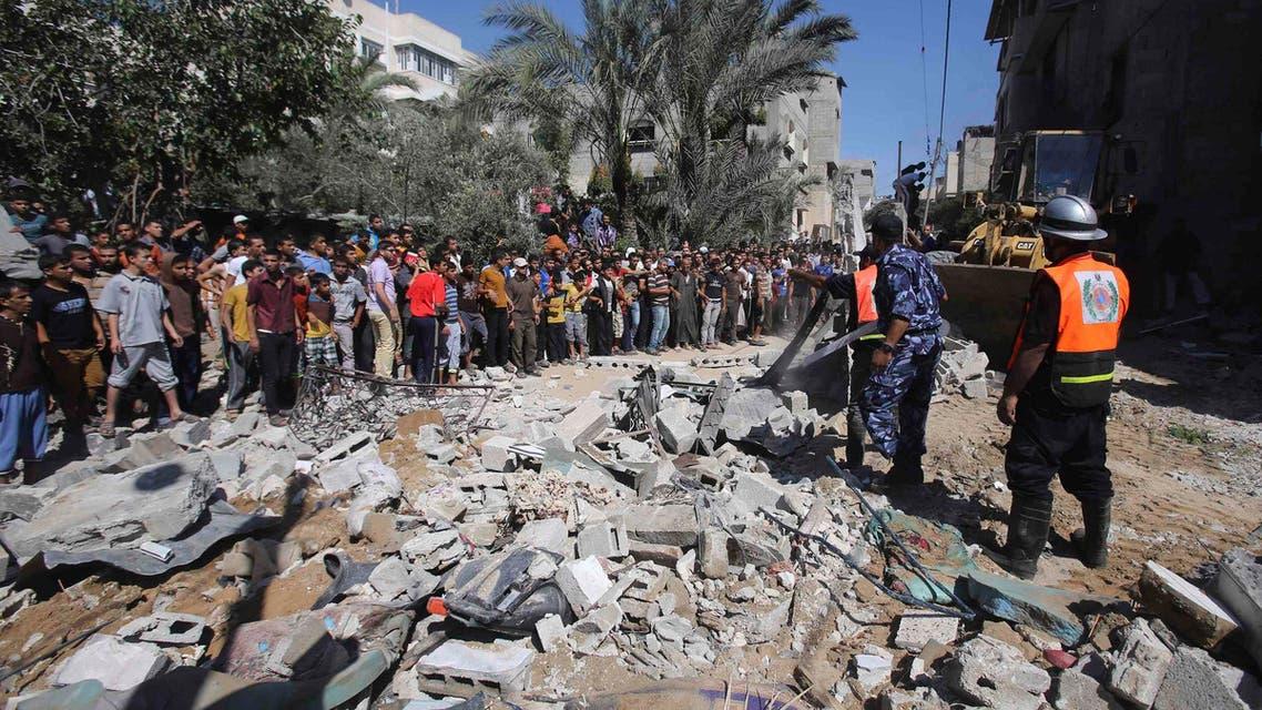 palestine reuters