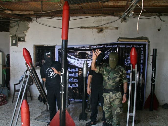 صواريخ القسام
