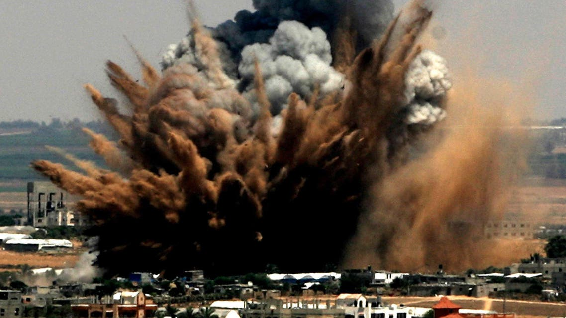 "gaza عدوان إسرائيل ""الوحشي"" على غزة"