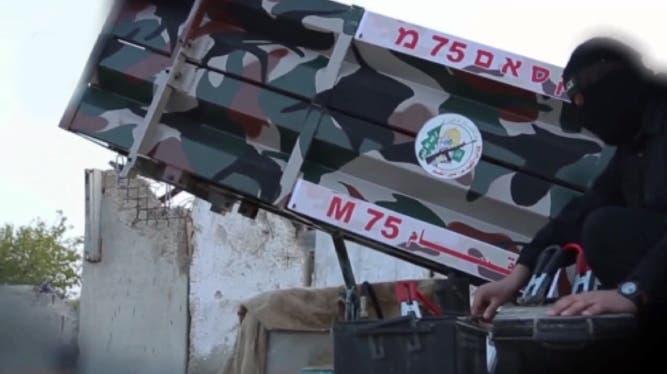 صاروخ M75 كتائب القسام