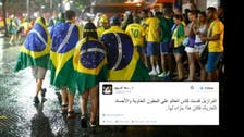 Can't win if you sin! Cleric explains Brazil's loss