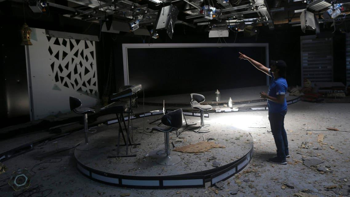 تلفزيون بنغازي ليبيا