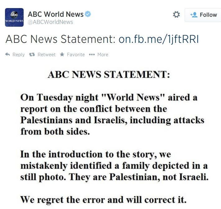 ABC statement