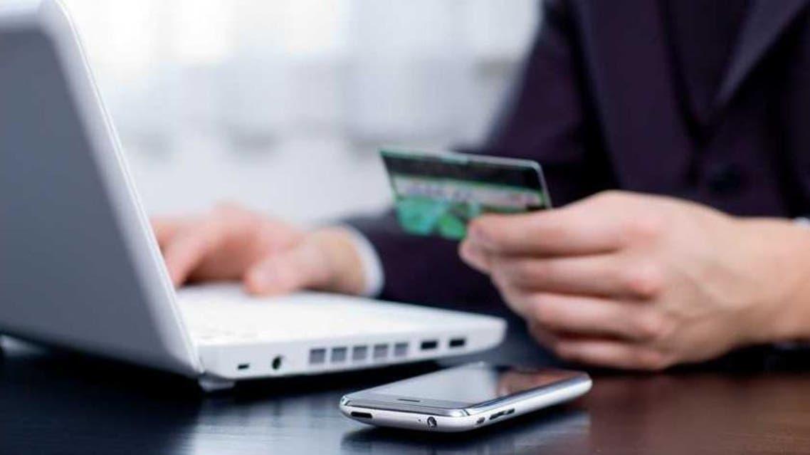 الدفع الالكتروني الشراء عبر الانترنت بطاقات الائتمان