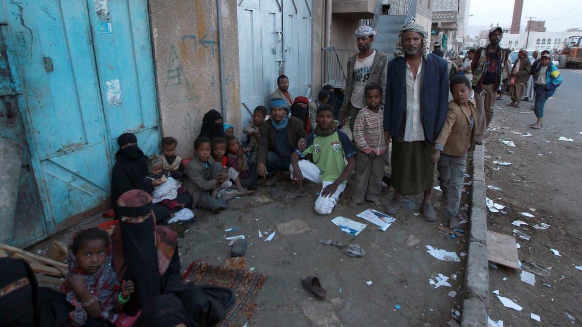 عمران اليمن نازحين omran yemen