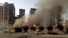 U.N. reduces Libya staffing over security concerns