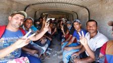 Bruised Iraqi army leans on Shiite militias, volunteers