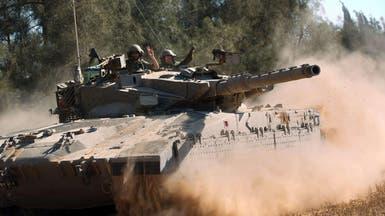 إسرائيل تقصف لبنان بالمدفعية رداً على هجمات صاروخية