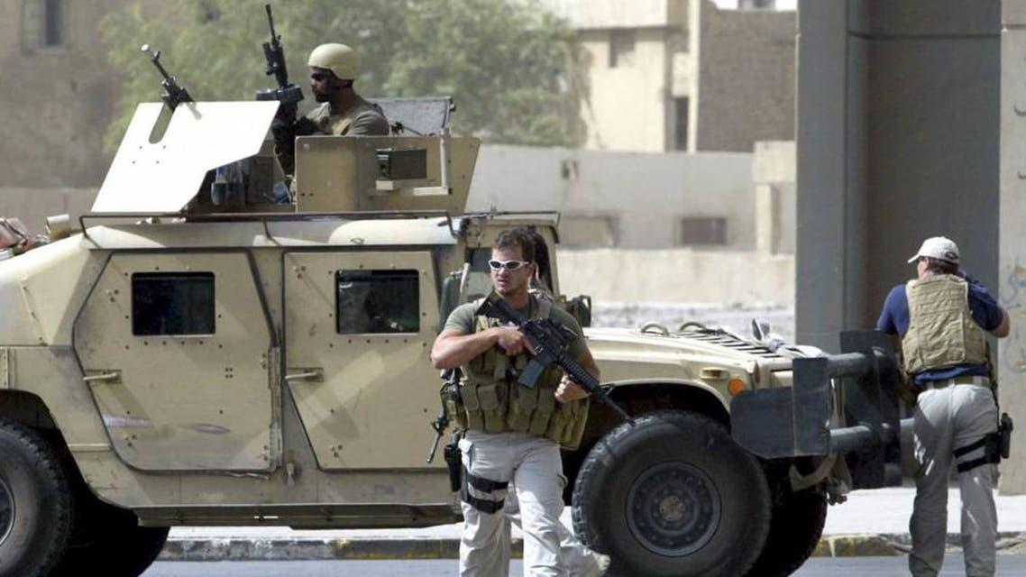 blackwater iraq irak