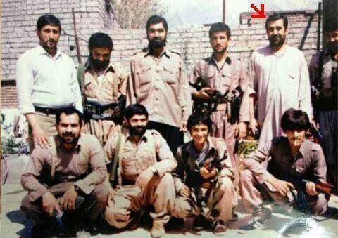 صور ل نوري المالكي في كردستان عندما هرب من صدام