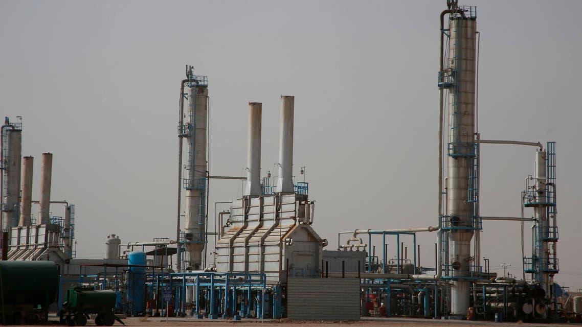 oil iraq reuters