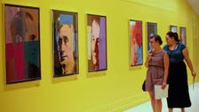 U.S. artist Warhol's soup cans seen in personal light at Turkish show