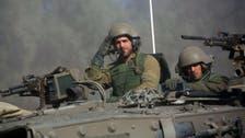 غزہ سرحد پر اسرائیلی فوج، مزاحمت کاروں میں شدید جھڑپیں