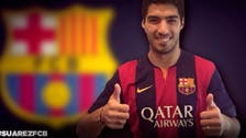 Barcelona agree to sign Suarez from Liverpool