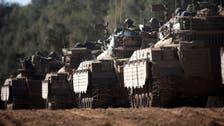 غارات إسرائيلية على الشريط الحدودي بين مصر وقطاع غزة