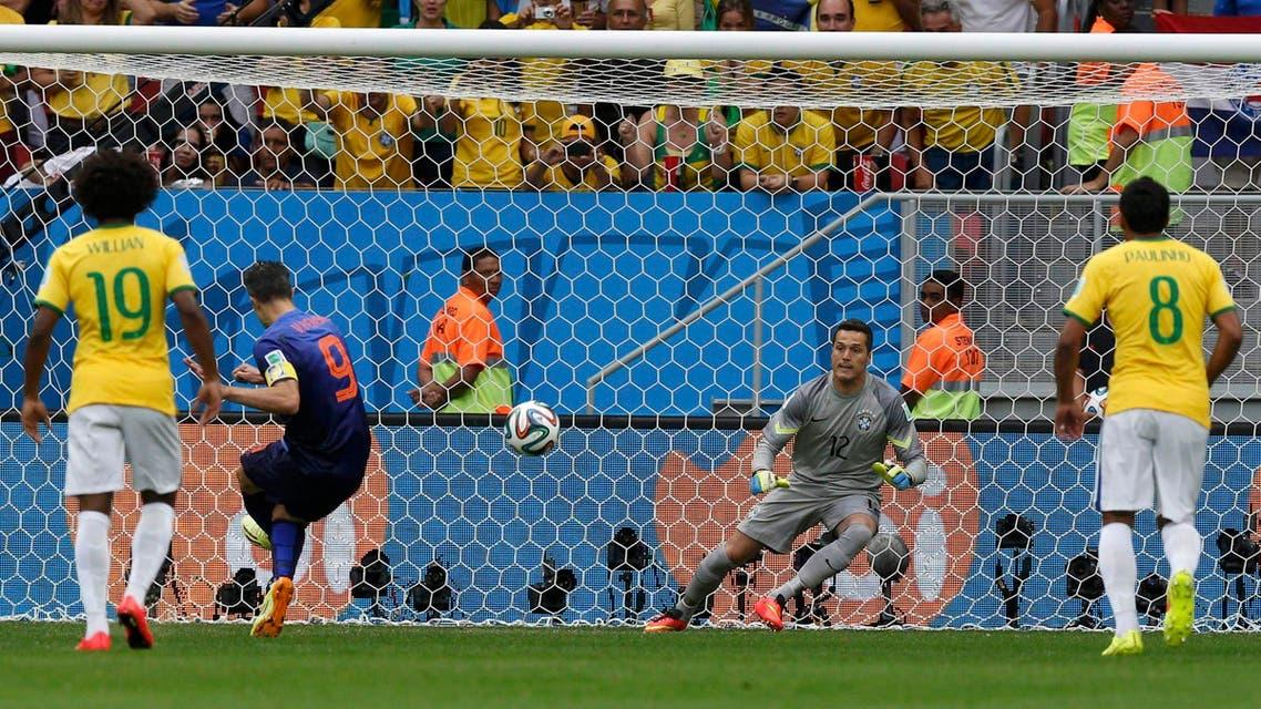 البرازيل وهولندا