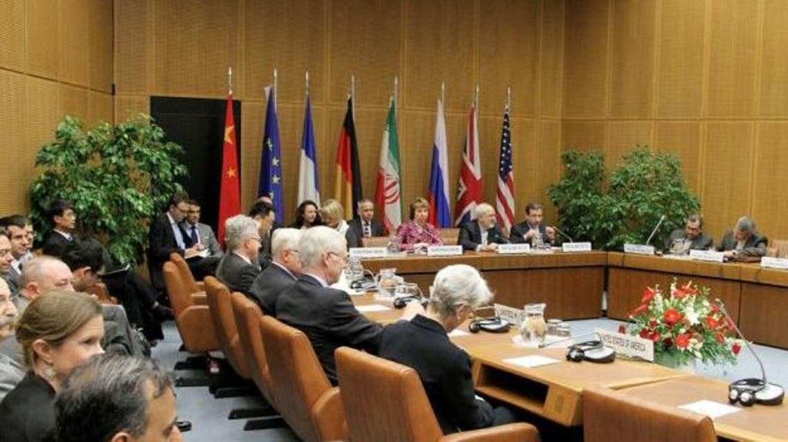 A general view of the latest round of talks over Iran's nuclear energy program which kicked off in the Austrian capital city of Vienna on July 3, 2014. (Photo courtesy of PressTV)