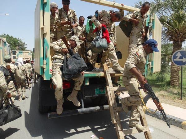 قوات المالكي تصد هجوماً كبيراً لداعش على حديثة