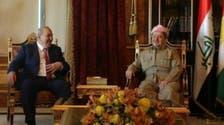 بارزاني: المالكي يوجه اتهامات ضد كردستان لتغطية فشله