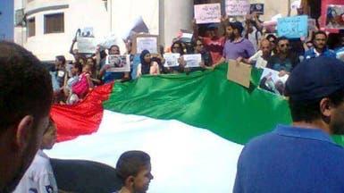 يوم ثانٍ من التضامن الجزائري مع غزة