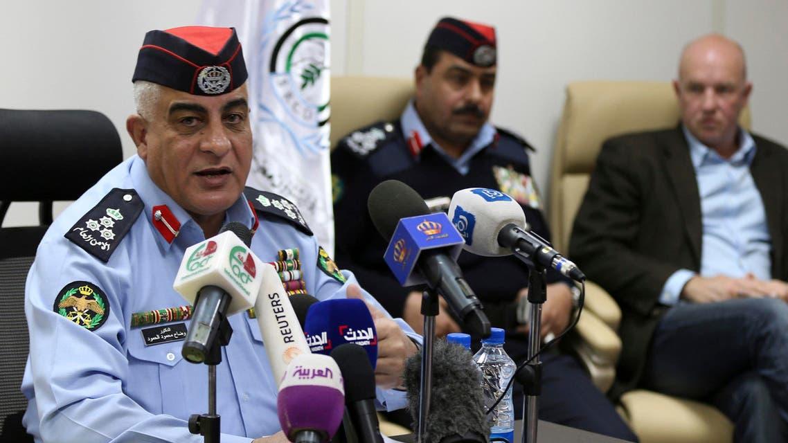 Jordanian General Waddah Hmoud, Director of the Syrian Refugee Camp Affairs