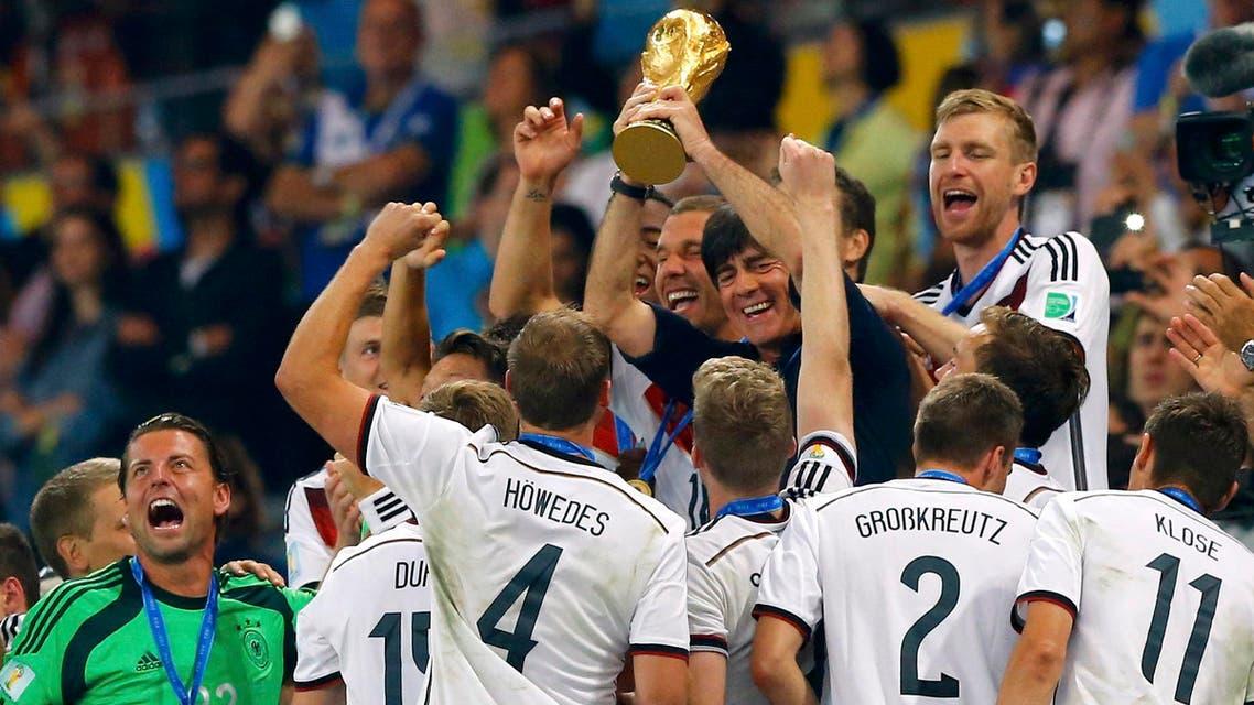 ألمانيا.. بطل العالم للمرة الرابعة