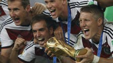 Extra time goal gives Germany fourth World Cup
