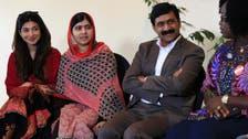 Taliban survivor Malala in Nigeria, pledges to help free girls