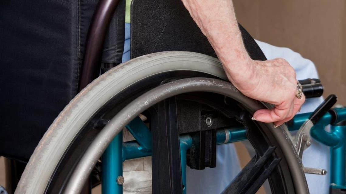wheelchair shutterstock