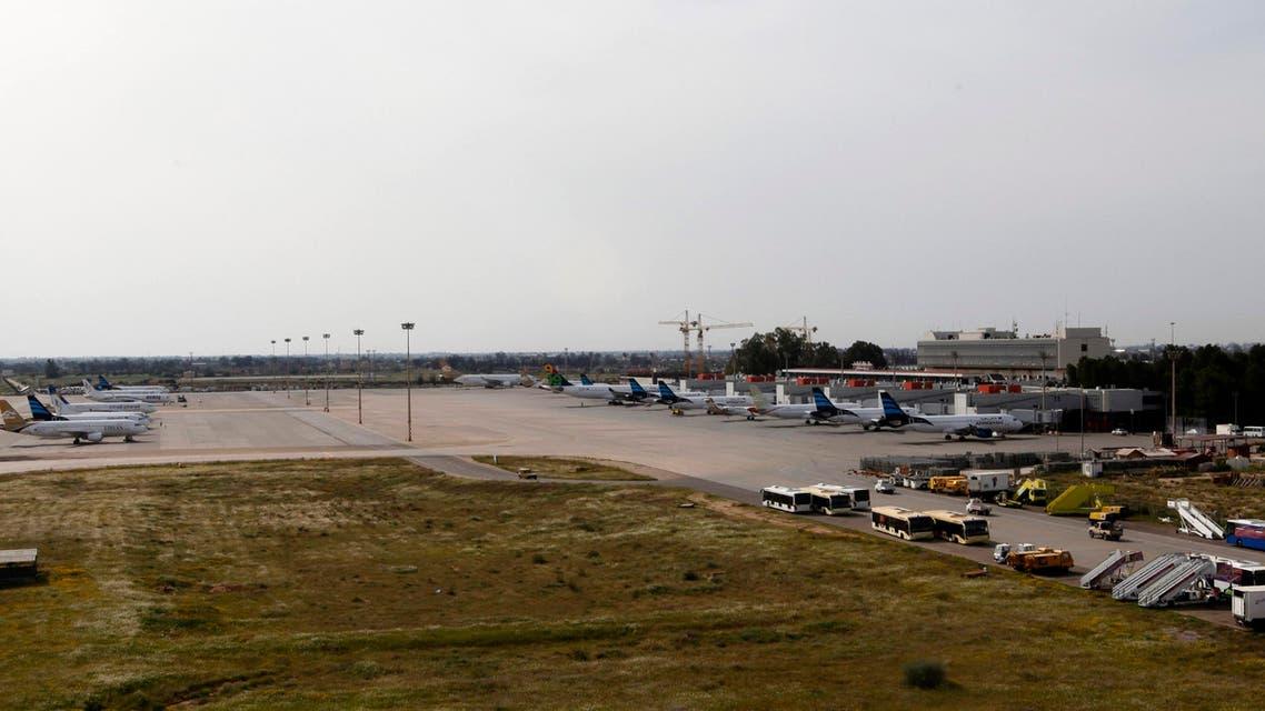 Tripoli Airport, Libya (Reuters)