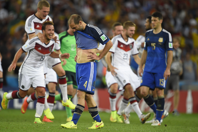 Germany Argentina AFP