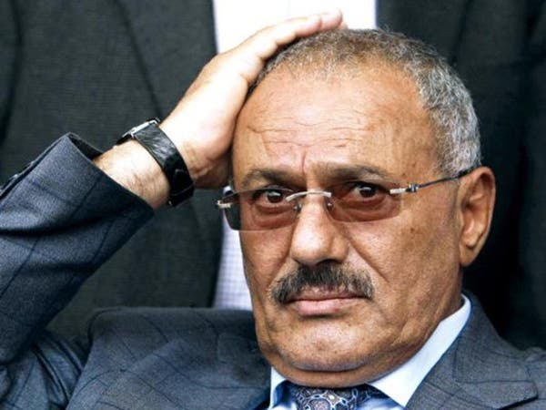 """صالح: أوقفوا """"العاصفة"""" ولن نقترب من الرئاسة"""