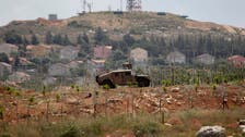 Rockets fired from Lebanon draw Israeli fire