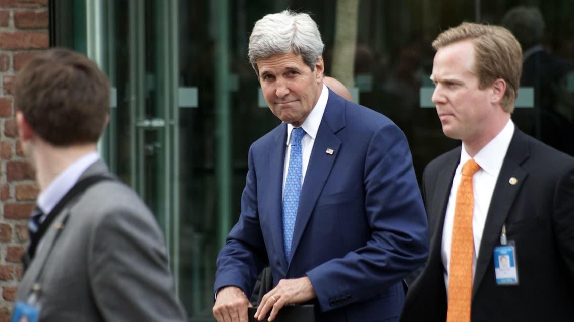 Kerry AFP