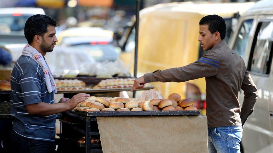 syria wheat reuters bread