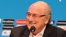 Fifa president Blatter gives World Cup 9.25 marks out of 10