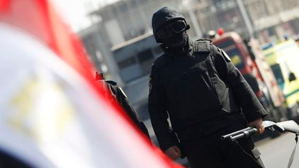 Egypt sec. - Reuters