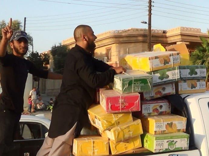 داعش الموصل يعلنها: لا سجائر ولا معسل  3