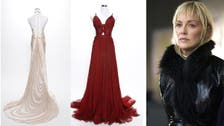 Sharon Stone auctions gowns for Middle East peace
