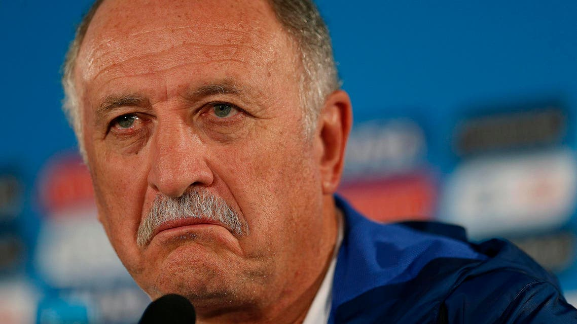 Scolari, who led Brazil to the last of their record five World Cups in 2002, took over the post for a second time in November 2012