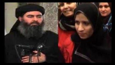 """هذه زوجة """"الخليفة"""" الداعشي أبو بكر البغدادي"""