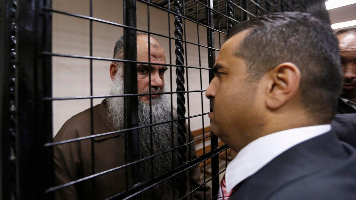 Abu Qatada Reuters
